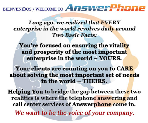 Answerphone Call Center Albany NY